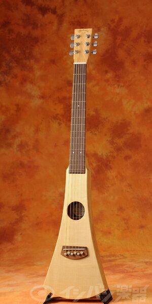 【新品】Martin マーチン / Steel String Backpacker Guitar 【正規輸入品】 スチール弦仕様 【お取り寄せ商品/納期別途ご案内】