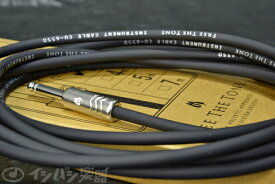 FREE THE TONE / INSTRUMENT CABLE CU-6550STD 4.0M S/L ストレート/Lアングル