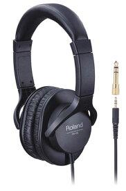 Roland / RH-5 ローランド モニター ヘッドホン【YRK】