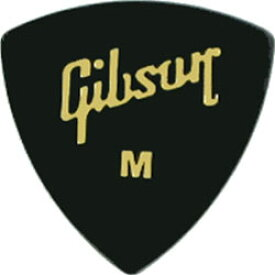 Gibson / ピック APRGG-73M Wedge BLK Medium