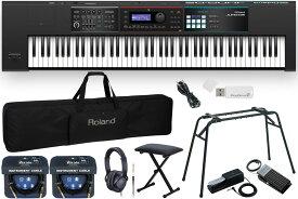 Roland ローランド / JUNO-DS88【数量限定 キーボードベンチ付きコンプリートセット!】シンセサイザー (JUNO-DS)