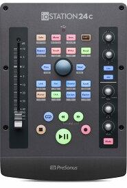 【在庫あり】PreSonus プレソナス / ioStation 24c オーディオI/O & DAWコントローラー