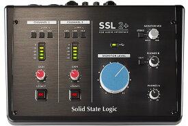 【在庫あり】Solid State Logic (SSL) ソリッドステートロジック / SSL 2+ USBオーディオ・インターフェイス