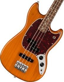 【タイムセール:29日12時まで】Fender / Player Mustang Bass PJ Pau Ferro Aged Natural フェンダー《純正ケーブル&ピック1ダースプレゼント!/+2306619444005》