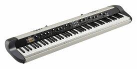 【あす楽365日】KORG コルグ / SV2-88S 88鍵盤ステージ・ビンテージ・ピアノ【YRK】《数量限定:樹齢100年のオーク材使用 KRONOS ロゴ入り印鑑プレゼント!:2100000093427》