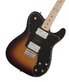 【タイムセール:29日12時まで】Fender / Made in Japan Traditional 70s Telecaster Deluxe Maple Fingerboard 3-Color Sunburst フェンダー 《純正ケーブル&ピック1ダースプレゼント!/+2306619444005》【2020 NEW MODEL】【YRK】