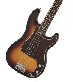 【タイムセール:29日12時まで】Fender / Made in Japan Traditional 60s Precision Bass Rosewood Fingerboard 3-Color Sunburst【2020 NEW MODEL】《カスタムショップケアキットプレゼント!/+671038200》