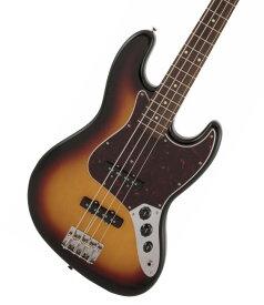 【タイムセール:29日12時まで】Fender / Made in Japan Traditional 60s Jazz Bass Rosewood Fingerboard 3-Color Sunburst【2020 NEW MODEL】《純正ケーブル&ピック1ダースプレゼント!/+2306619444005》【YRK】