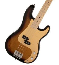 Fender / Made in Japan Heritage 50s Precision Bass Maple Fingerboard 2-Color Sunburst 【2020 NEW MODEL】《純正ケーブル&ピック1ダースプレゼント!/+2306619444005》【YRK】