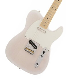Fender / Made in Japan Traditional 50s Telecaster Maple Fingerboard White Blonde フェンダー《純正バッグ付アクセサリーキットプレゼント!/+811189000》【2020 NEW MODEL】