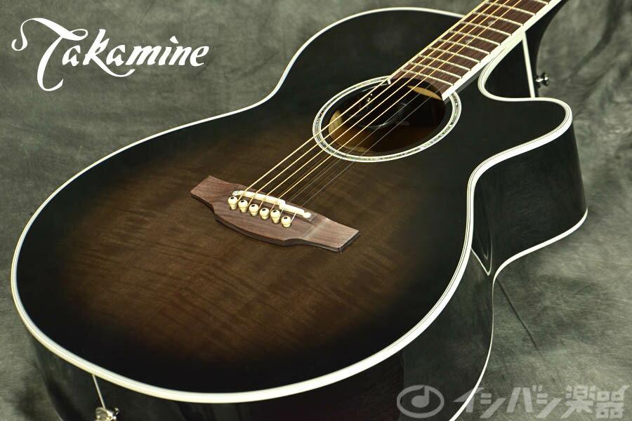 【新品】 Takamine PTU121C GBB タカミネ アコースティックギター エレアコ PTU-121C【お取り寄せ商品】【お取り寄せ商品】
