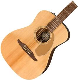 【タイムセール:29日12時まで】【在庫有り】 FENDER Acoustic / MALIBU PLAYER NATURAL (NAT) 【CALIFORNIA SERIES】 フェンダー アコースティックギター エレアコ アコギ【YRK】