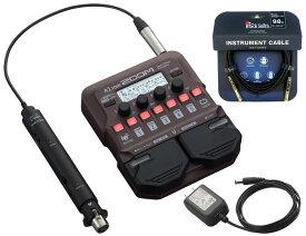 ZOOM / A1 FOUR -純正ACアダプター、3mケーブル付- アコースティック楽器用マルチエフェクター