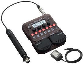 ZOOM / A1 FOUR -純正ACアダプター付- アコースティック楽器用マルチエフェクター