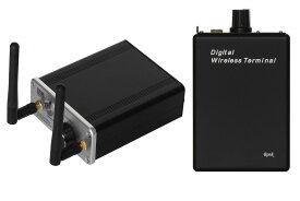 Ronkジャパン / RWE01S 2.4GHz デジタルワイヤレスインイヤーモニターシステムセット【お取り寄せ商品】