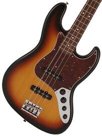【タイムセール:10日12時まで】Fender / Made in Japan Limited Active Jazz Bass Rosewood Fingerboard 3-Color Sunburst フェンダー 《純正ケーブル&ピック1ダースプレゼント!/+2306619444005》【YRK】【新品特価】
