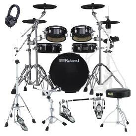 【在庫あります】Roland 電子ドラム VAD306 TAMAツインペダルセット【YRK】