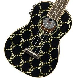 【タイムセール:30日12時まで】【在庫有り】 Fender / Billie Eilish Ukulele Walnut Fingerboard Black フェンダー ビリー・アイリッシュ ウクレレ