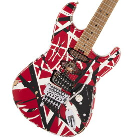 EVH / Striped Series Frankie Red/White/Black Relic イーブイエイチ《予約注文/納期未定》
