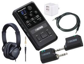 【あす楽365日】BOSS / Pocket GT & WL-20 -ワイヤレスで快適スタートセット- YouTubeでジャム・セッション【YRK】