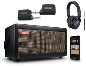 Positive Grid / Spark &WL-20 -ワイヤレスで快適スタートセット- 限定特典ヘッドフォン付《2年保証》
