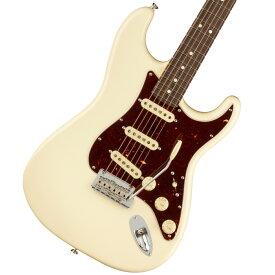 【タイムセール:29日12時まで】【在庫有り】Fender/ American Professional II Stratocaster Rosewood Fingerboard Olympic White フェンダー《純正ケーブル&ピック1ダースプレゼント!/+2306619444005》【YRK】《純正ギグケースプレゼント!/+0885978806249》