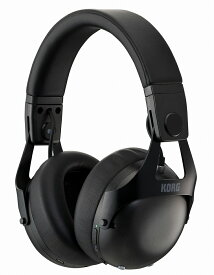 【在庫あり】KORG コルグ / NC-Q1 BK ブラック ノイズキャンセリング DJヘッドホン ワイヤレス対応【YRK】