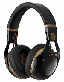 【あす楽365日】VOX ヴォックス / VH-Q1 BK ブラック・ゴールド ノイズキャンセリング ワイヤレスヘッドホン【YRK】