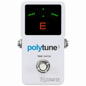 tc electronic / Polytune 3 ティーシーエレクトロニック【数量限定・新品特価】