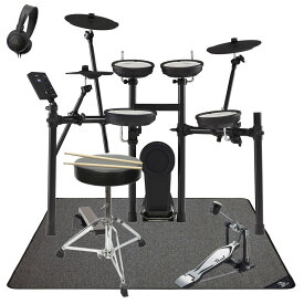 【あす楽365日】Roland / TD-07KV 電子ドラム オリジナルスターターパック マットセット【YRK】