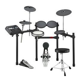 【在庫あります】YAMAHA / DTX6K-XFS ヤマハ 電子ドラム(純正フットペダルとドラムスツール付き)【YRK】