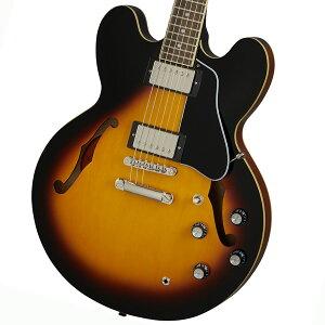 【在庫有り】 Epiphone / Inspired by Gibson ES-335 Vintage Sunburst (VS) 《純正アクセサリーセット進呈 /+2308111624008》 エピフォン 2020 エレキギター セミアコ ES335