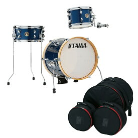 TAMA / LJK36S-ISP CLUB-JAM SUITCASE KIT 専用ドラムケースDSS36LJ セット