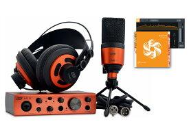 ESI Audiotechnik / U22 XT cosMik Set レコーディング・バンドル -数量限定iZotope Nectar 3 Elementsボーカル用プラグインライセンス付-【PNG】