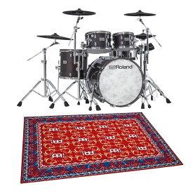 Roland / VAD706-GE グロスエボニー マイネル・オリエンタル・ドラムラグ・セット《予約注文/5月29日発売》【YRK】