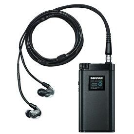 SHURE シュアー / KSE1500 コンデンサー型高遮音性イヤホンシステム【お取り寄せ商品】