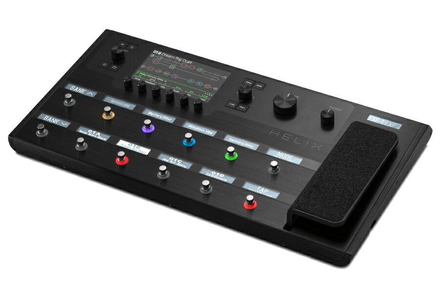 Line6 / HELIX プロスペック・ギタープロセッサー ラインシックス 【YRK】