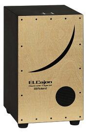 Roland EC-10 ローランド エレクトロニックレイヤードカホン(エルカホン/ELCajon) Electronic Layered Cajon【お取り寄せ商品】