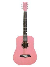 【在庫有り】 S.Yairi YM-02 / PK 【コンパクトアコースティックギター】 ヤイリ ミニギター アコースティックギター アコギ フォークギター YM02