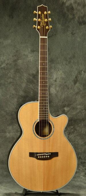 【新品】TakaminePTU141CNタカミネアコースティックギターエレアコPTU-141C【ハードケースつき!】
