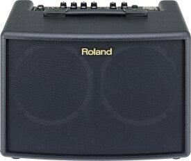 Roland / AC-60 Acoustic Chorus 【アコースティックギター用アンプ】【30W+30W ステレオ仕様】【2ch構成/マイク入力あり】 ローランド アコギアンプ AC60 【YRK】