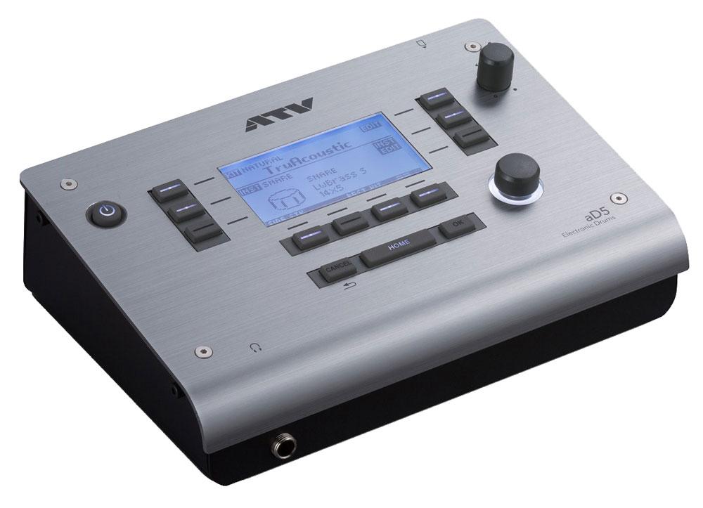 ATV aD5 エレクトロニック ドラム モジュール