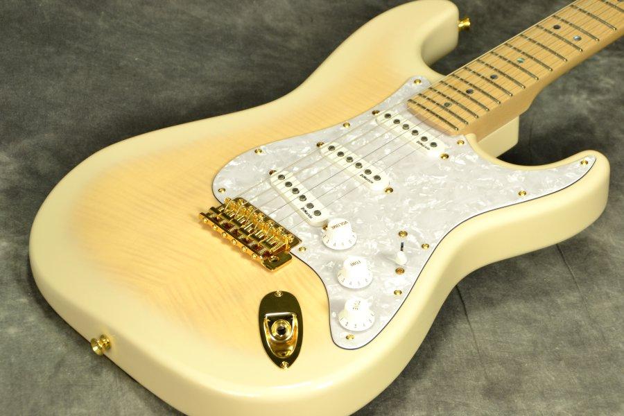 Fender Japan Exclusive Richie Kotzen Stratocaster See-through White Burst《数量限定!FenderアンプFRONTMAN10Gもセット!/+591355890》【YRK】