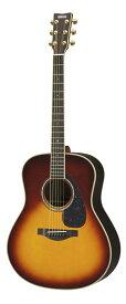 【あす楽365日】【在庫有り】 YAMAHA / LL6 ARE BS (ブラウンサンバースト) 《メンテナンスツールプレゼント/+2308111820004》【専用ケースつき】【詳細画像あり】 ヤマハ アコースティックギター アコギ フォークギター LL6ARE LL-6 【YRK】