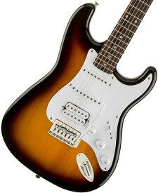 【タイムセール:29日12時まで】Squier by Fender / Bullet Stratocaster with Tremolo HSS Brown Sunburst スクワイヤー エレキギター【WEBSHOP】