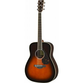 YAMAHA / FG830 Tobacco Brown Sunburst (TBS) 【詳細画像有】 アコースティックギター 入門 初心者 《+811022700》【YRK】