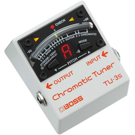 BOSS ボス / TU-3S Chromatic Tuner【お取り寄せ商品】【WEBSHOP】【YRK】