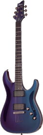 Schecter / Hellraiser Hybrid C-1 (AD-C-1-HR-HB) Ultra Violet (UV) シェクター【お取り寄せ商品/納期別途ご案内】