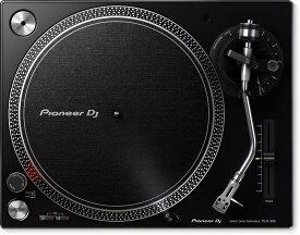 PIONEER パイオニア / PLX-500-K ダイレクトドライブターンテーブル ブラック【PNG】【お取り寄せ商品】《予約注文/7月末入荷予定》