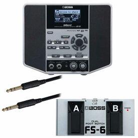 BOSS / eBand JS-10 【FS-6純正オプションフットスイッチセット】 AUDIO PLAYER with GUITAR EFFECTS【YRK】